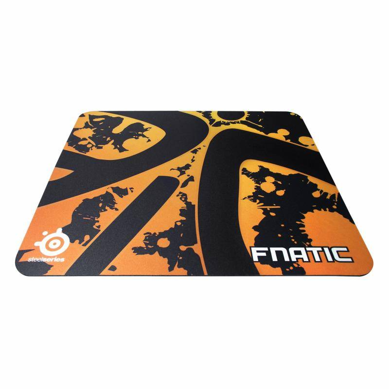Игровой коврик SteelSeries QcK Fnatic Edition