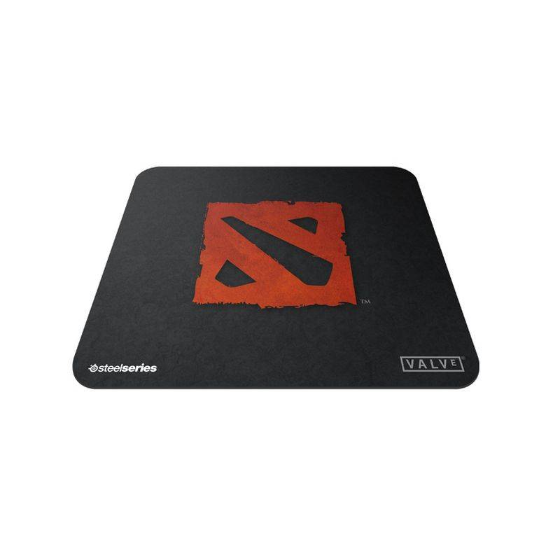 Игровой коврик SteelSeries QcK mini Dota 2 Edition