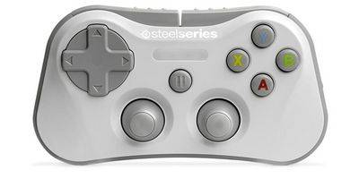 SteelSeries Stratus White