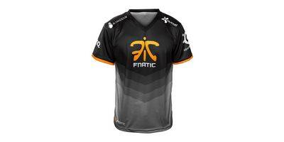 Футболка Fnatic Player T-Shirt 2015 New Season