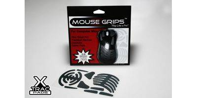 XTrac Mouse Grips V2