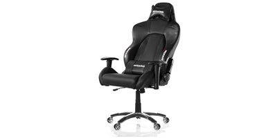 Кресло для геймера AKRacing Premium Gaming Chair Carbon Black