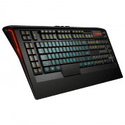 SteelSeries Apex Gaming Keyboard Black USB