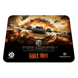 SteelSeries QcK World of Tanks Tiger Edition