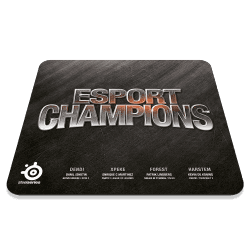 SteelSeries QcK+ eSport Champions