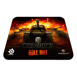 SteelSeries QcK World of Tanks Edition