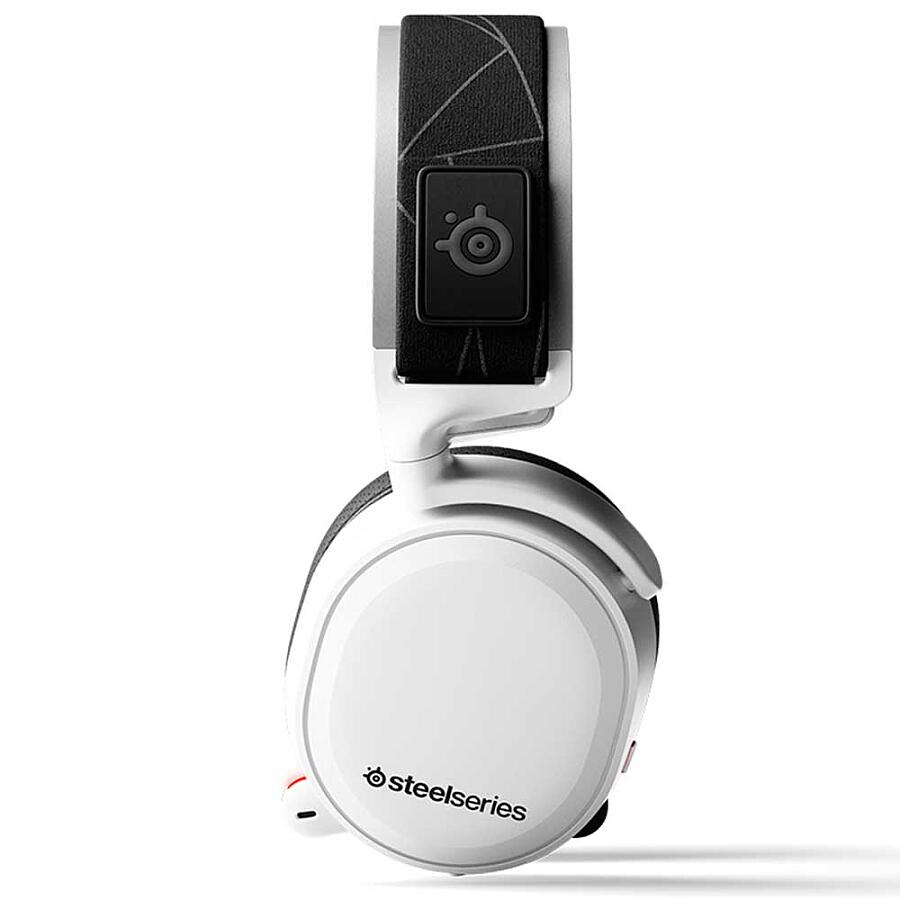 Наушники SteelSeries Arctis 7 White 2019 Edition - фото 4