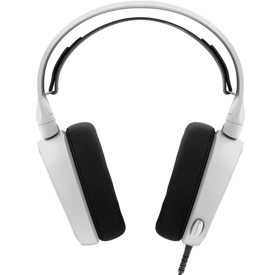 Наушники SteelSeries Arctis 3 White - фото 2