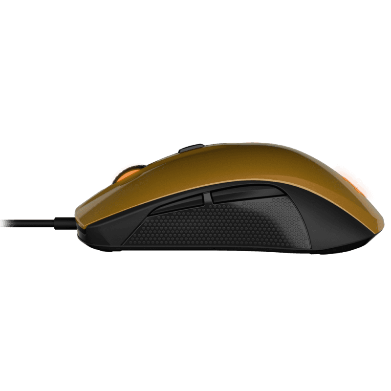 Мышь Steelseries Rival 100 Alchemy Gold - фото 4