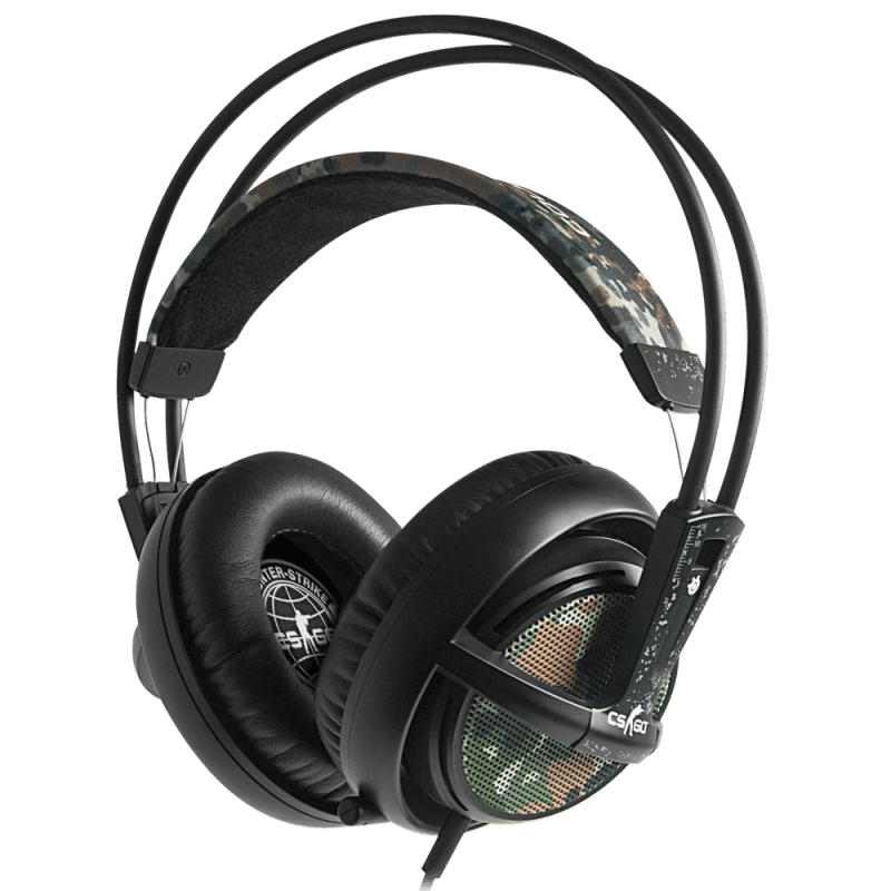 SteelSeries Siberia v2 Counter Strike: Global Offensive Edition