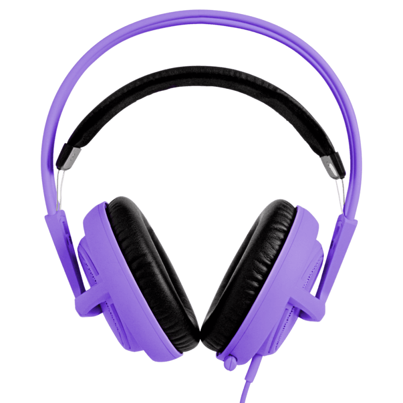 SteelSeries Siberia v2 Purple - фото 3