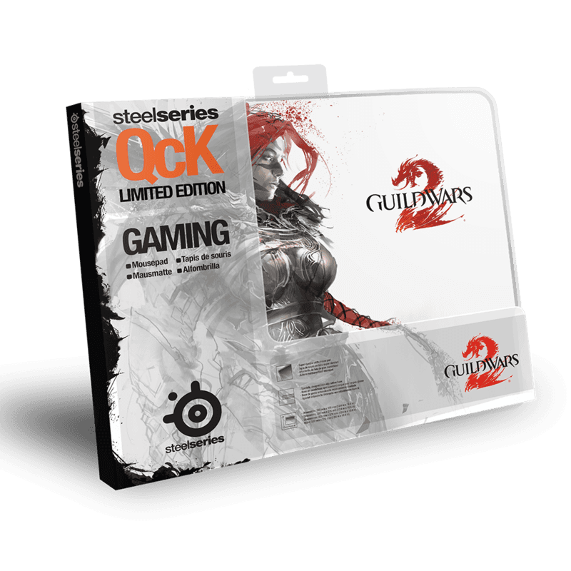 SteelSeries QcK Guild Wars 2 Eir Edition - фото 2