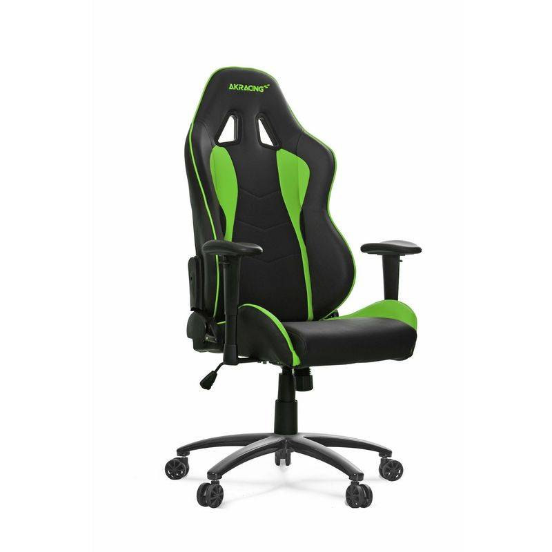 AKRacing Nitro Green - фото 5