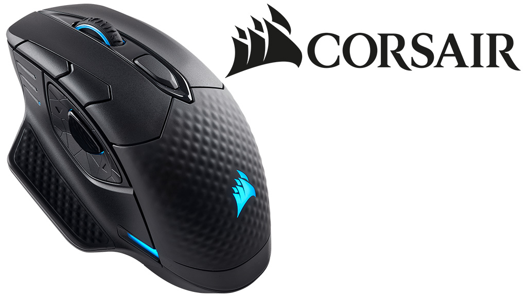 Обзор Corsair DARK CORE RGB Wireless