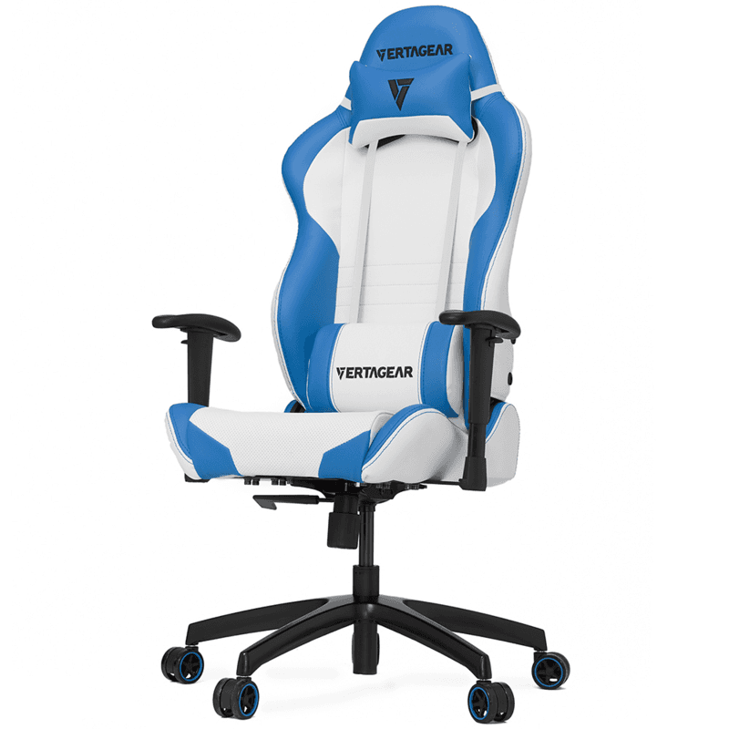 Vertagear Racing Series S-Line SL2000 White/Blue - фото 1