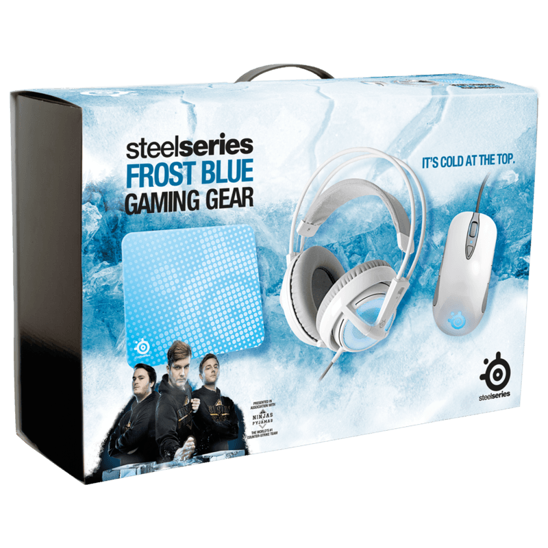 SteelSeries Frost Blue Bundle - фото 1