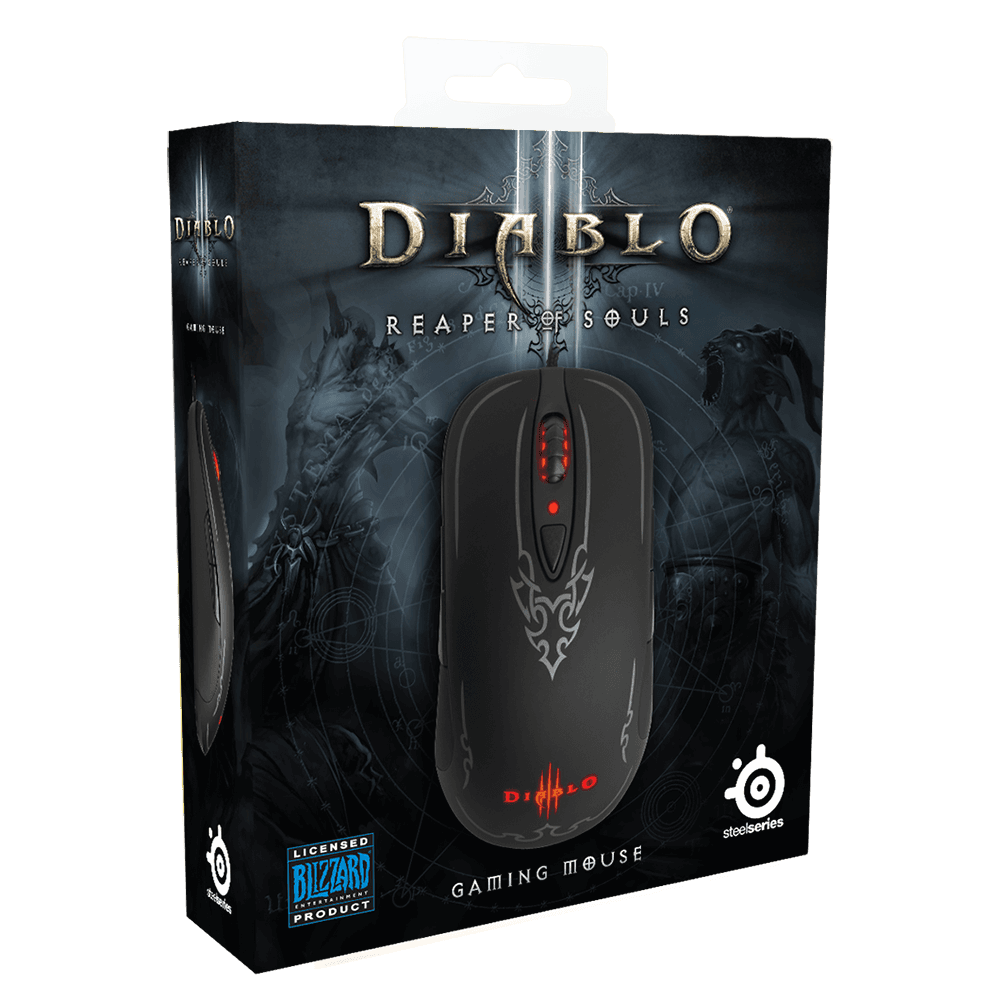 SteelSeries Diablo III - фото 2