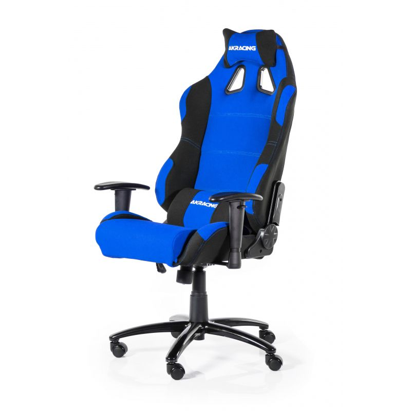 AKRacing PRIME K7018 Black/Blue - фото 1