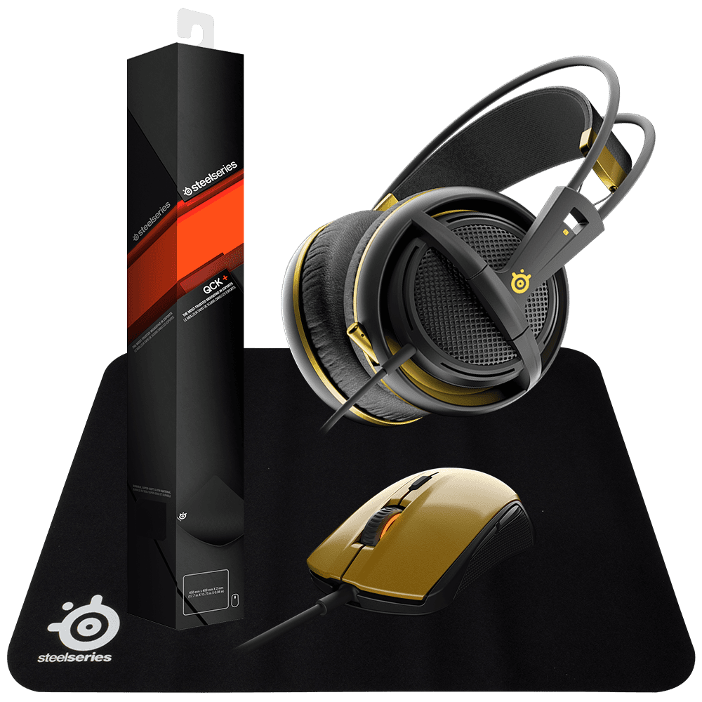 SteelSeries Alchemy Gold
