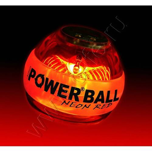 PowerBall NEON Red PRO - фото 2