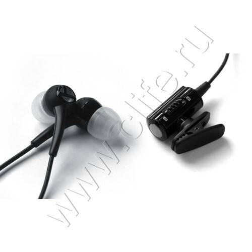 SteelSeries Siberia In-Ear Black - фото 3