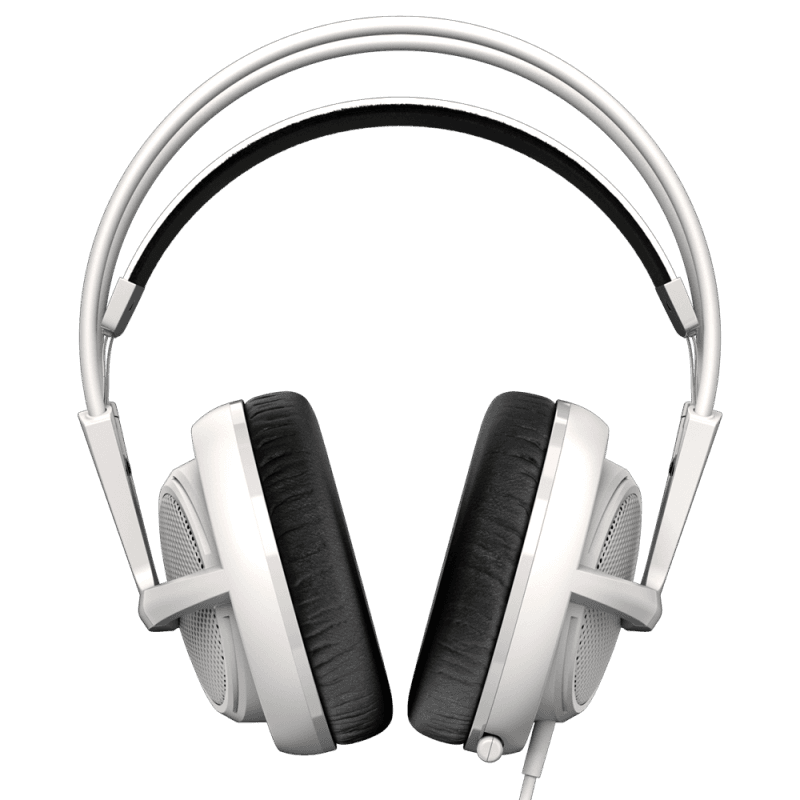 Наушники SteelSeries Siberia 200 White - фото 2