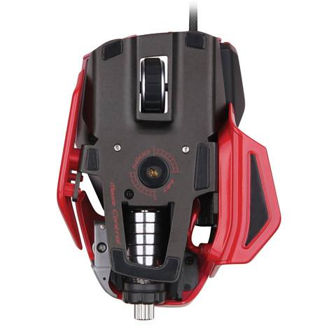 Mad Catz R.A.T. 5 Gloss Red - фото 4