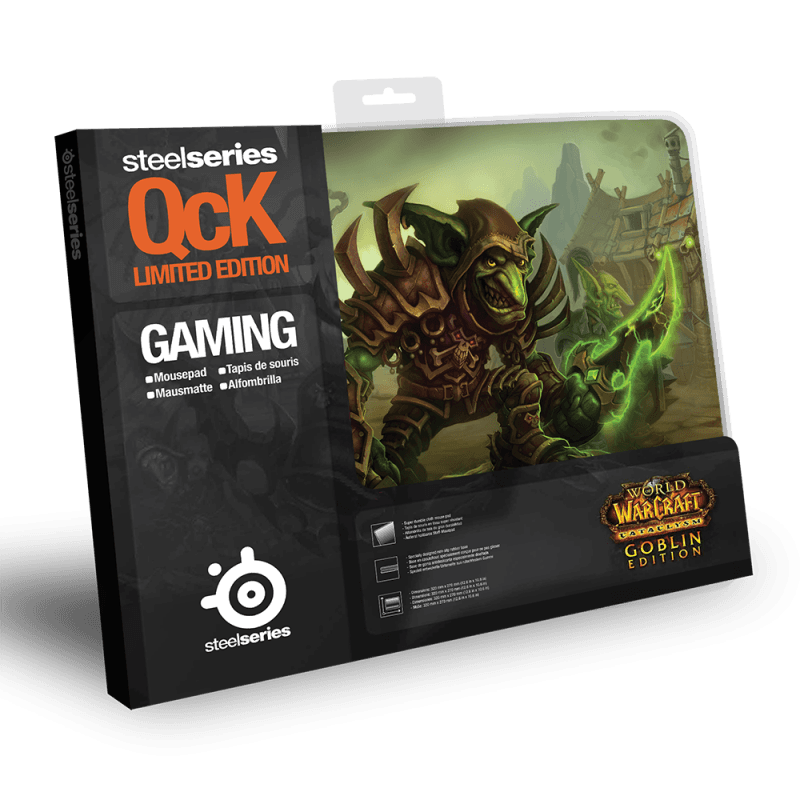 SteelSeries QcK Goblin Edition Cataclysm - фото 2
