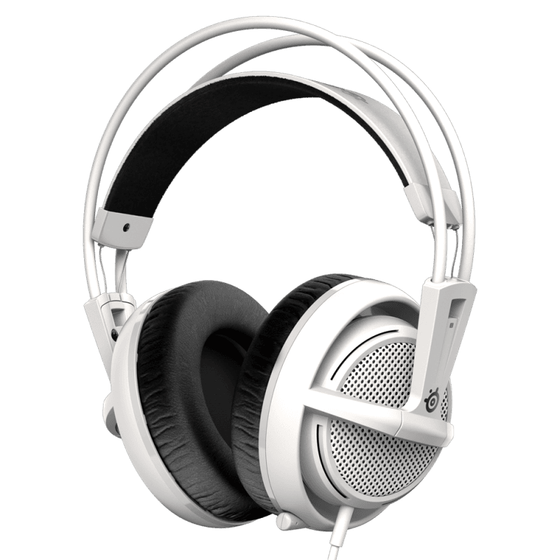 SteelSeries Siberia 200 White - фото 1