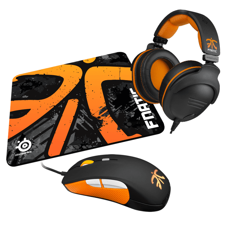 SteelSeries Fnatic Bundle