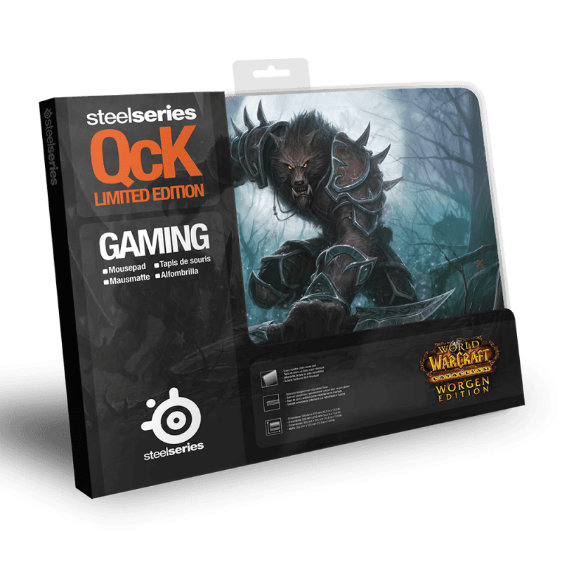 SteelSeries QcK Worgen Edition Cataclysm - фото 2