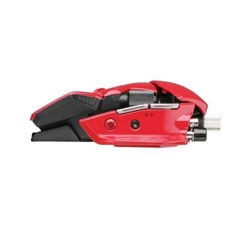 Mad Catz R.A.T. 9 Gloss Red - фото 5