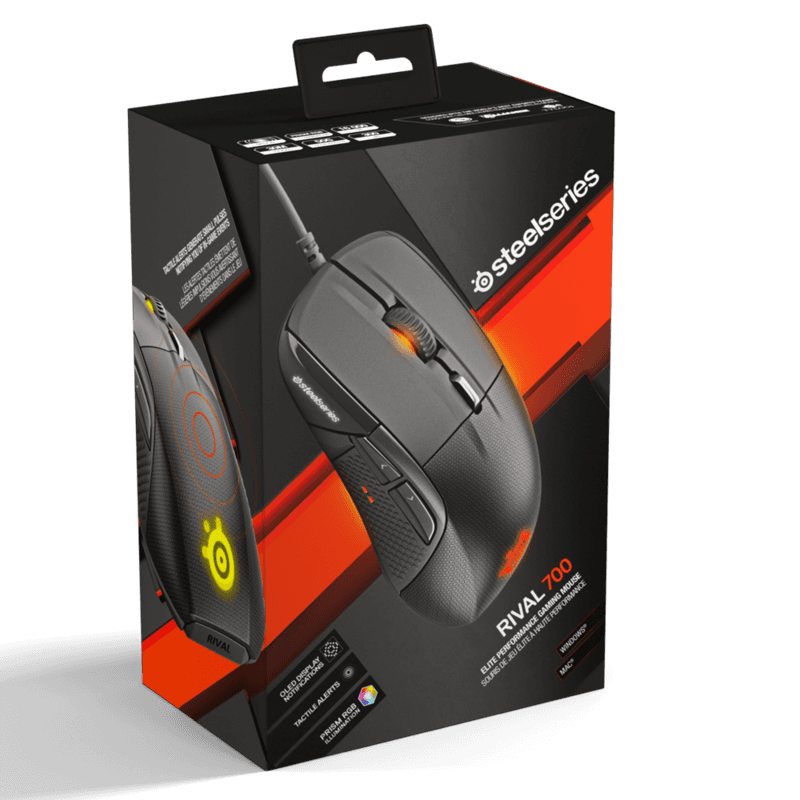 Мышь SteelSeries Rival 700 - фото 9