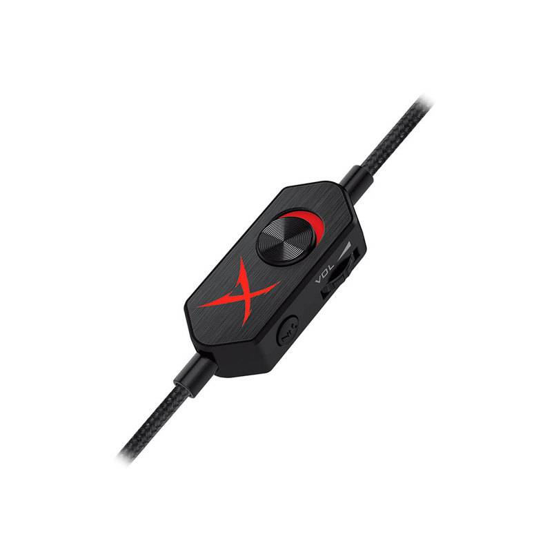 Наушники Creative Sound BlasterX H5 - фото 4
