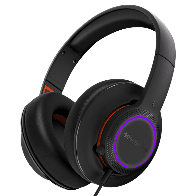 SteelSeries Siberia 150 Black - фото 3