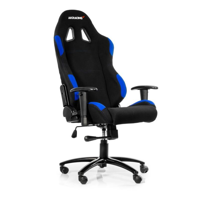 AKRacing Gaming Chair Black Blue - фото 2
