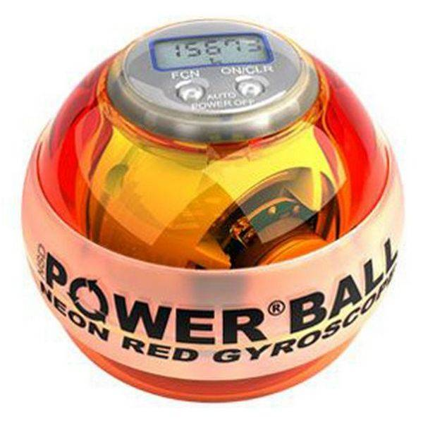 PowerBall Neon Pro Amber 2014 - фото 1