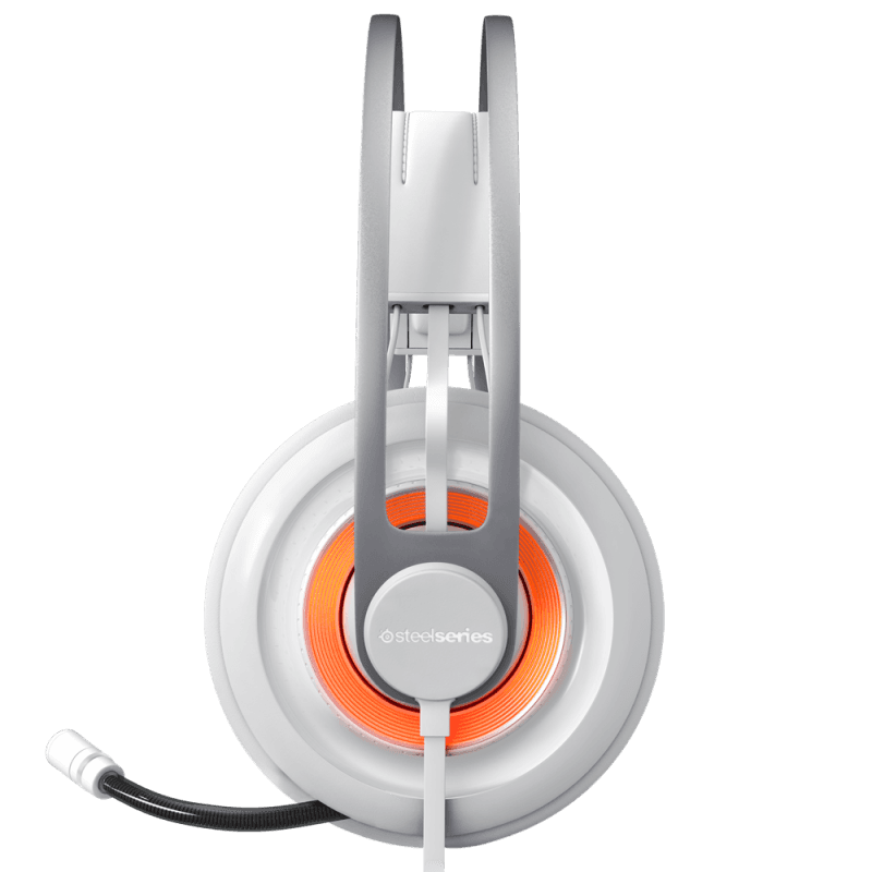 SteelSeries Siberia Elite White - фото 2