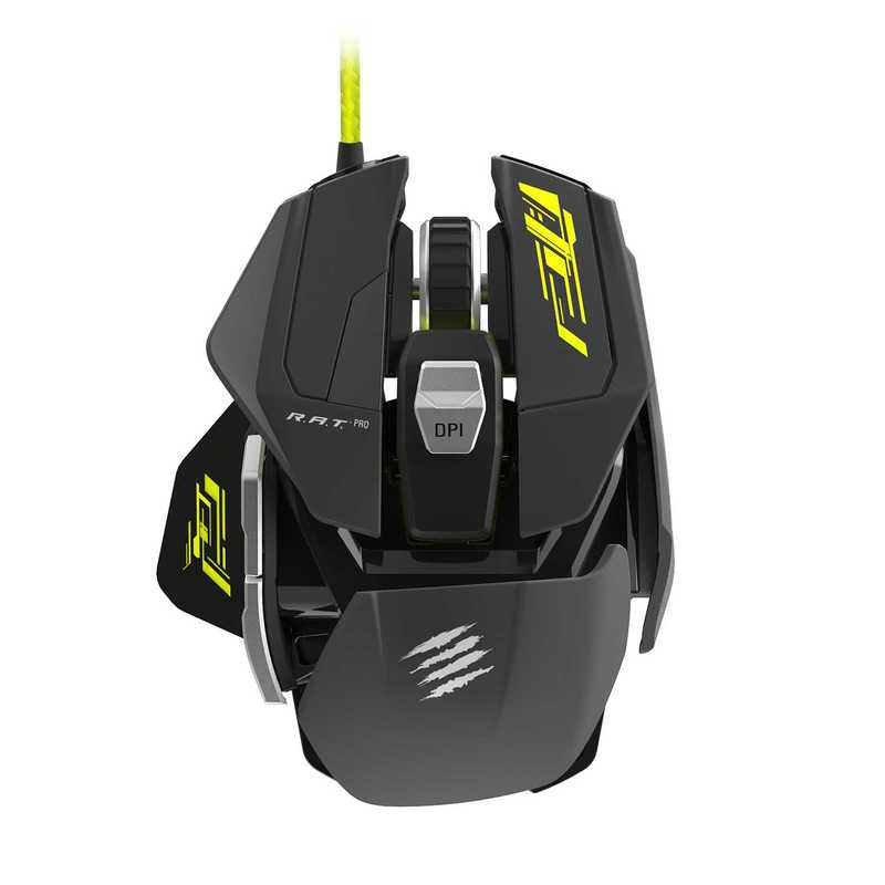 Мышь Mad Catz R.A.T. Pro S - фото 3