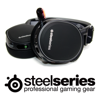 Обзор SteelSeries Arctis 7