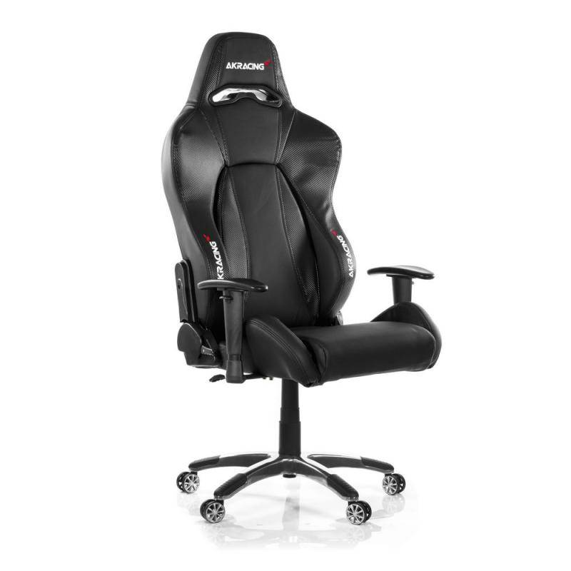 AKRacing Premium Carbon Black - фото 1