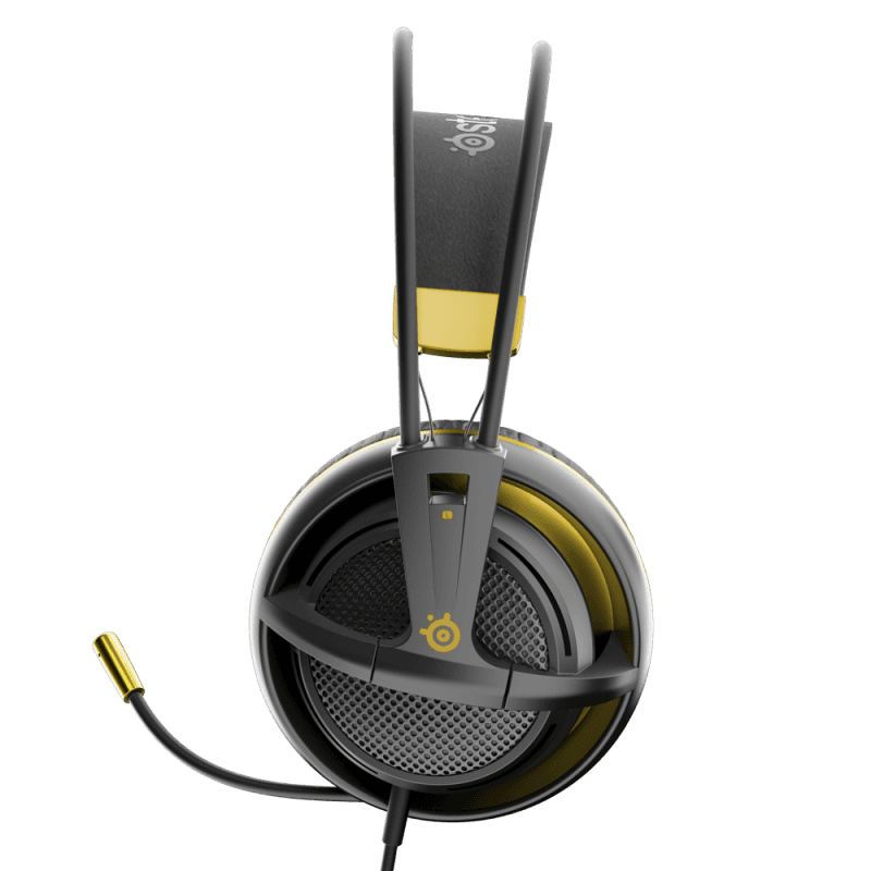 SteelSeries Siberia 200 Alchemy Gold - фото 3