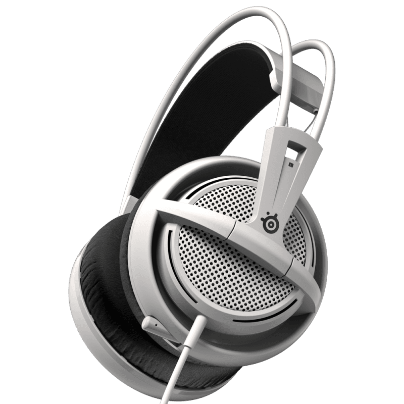 Наушники SteelSeries Siberia 200 White - фото 4