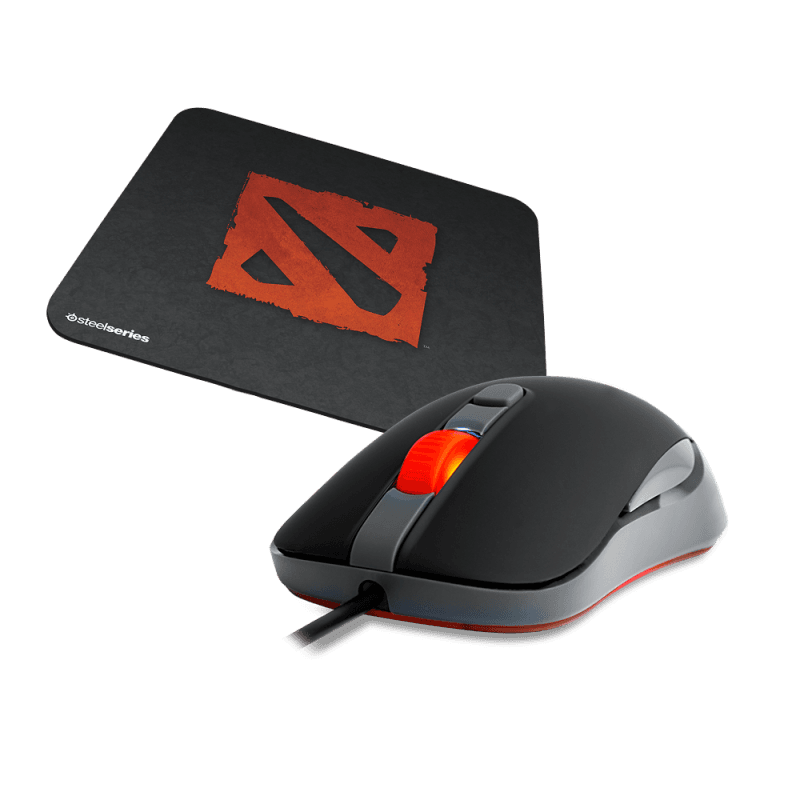 SteelSeries Kana DOTA 2 Bundle - фото 1