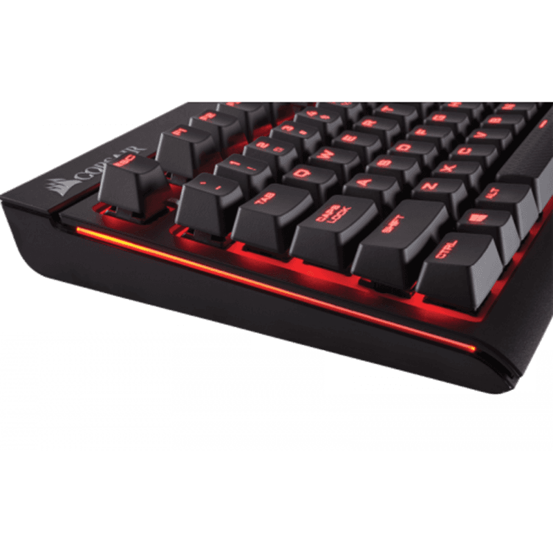 Клавиатура Corsair STRAFE Cherry MX Red - фото 7