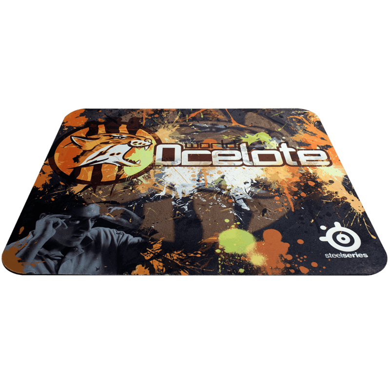 SteelSeries QcK SK Ocelote Edition - фото 1