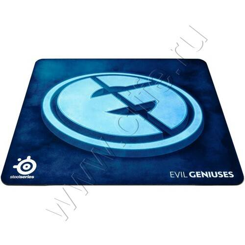 SteelSeries QcK+ limited edition Evil Geniuses - фото 1
