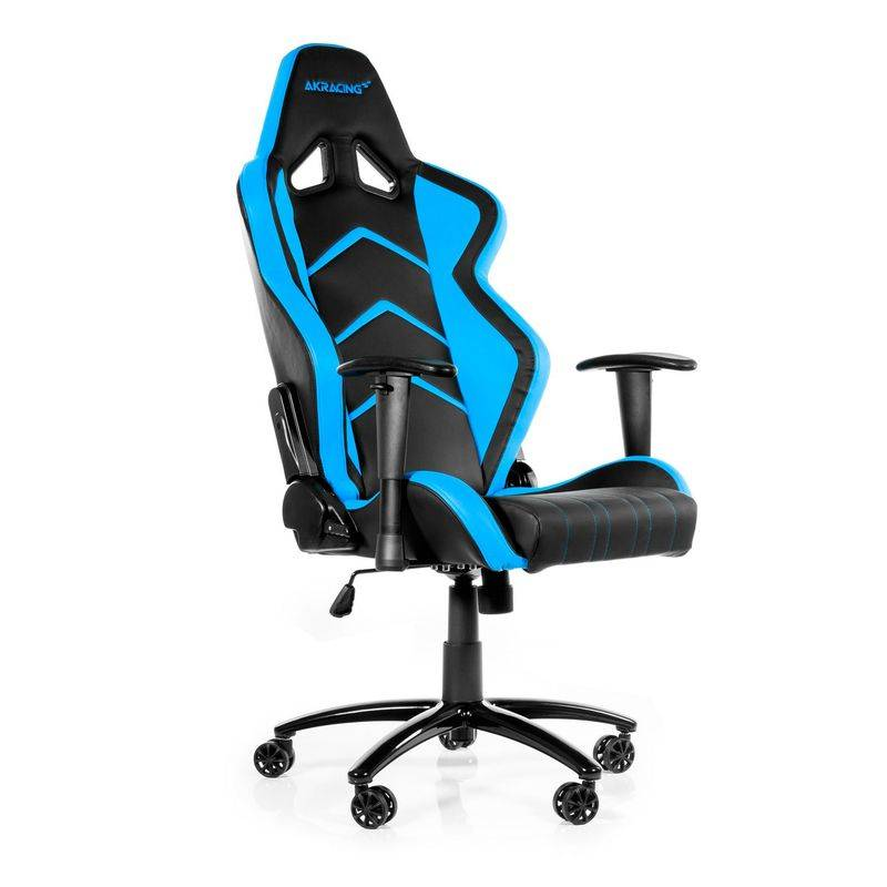AKRacing Player Gaming Chair Black Blue - фото 2