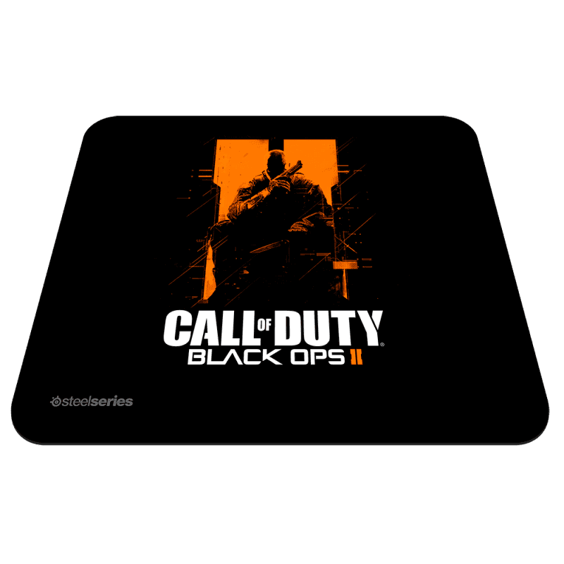 SteelSeries QcK COD Black Ops II O.S. - фото 1
