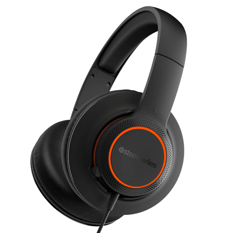 SteelSeries Siberia 100 Black - фото 2